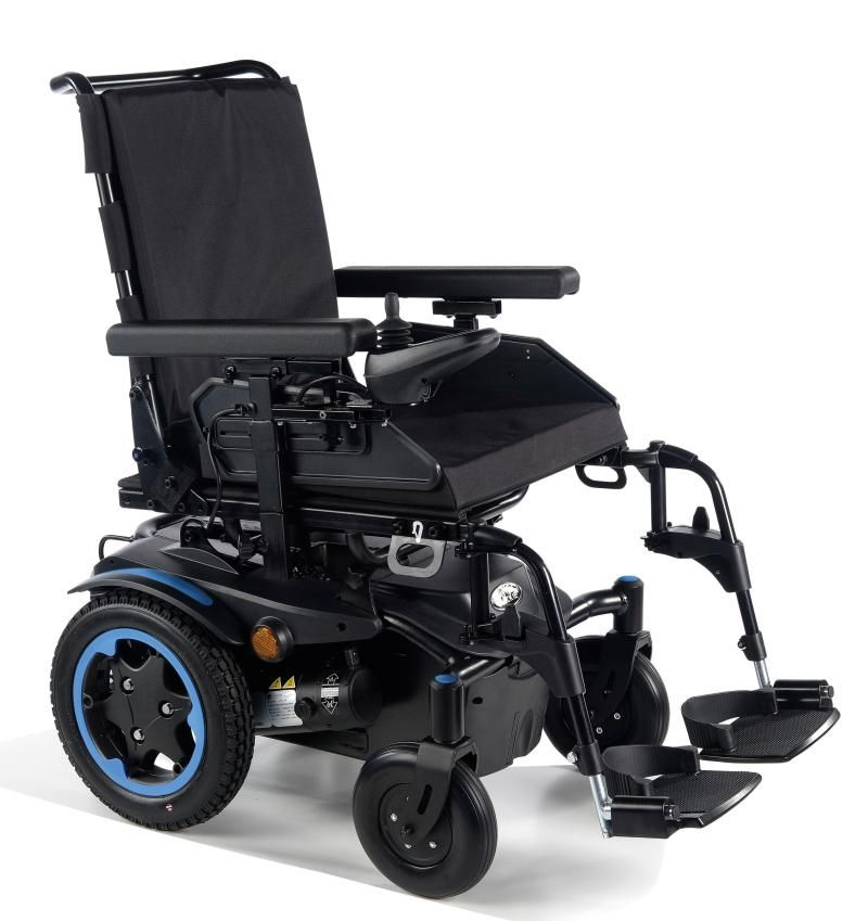An Aktiv X5 wheelchair - one of many offered by Carrycall